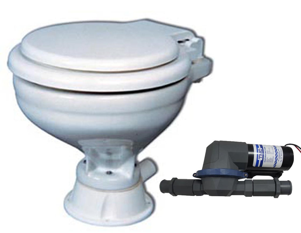 LAVAC POPULAR ELECTRIC TOILET