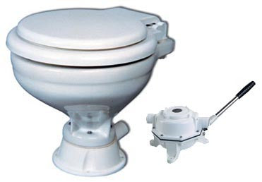 LAVAC POPULAR MANUAL TOILET