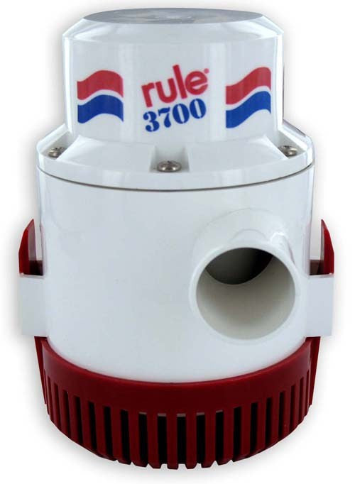 RULE BILGE PUMP 37 GPH #14A