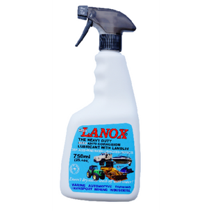 INOX LANOX 75ML SPRAY BOTTLE INOLANOX75