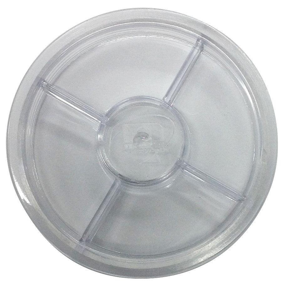 NAIRN INSPECTION PORT LID ONLY 4 INCH CLEAR
