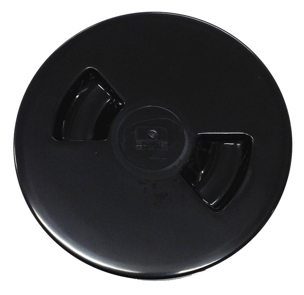 NAIRN INSPECTION PORT LID ONLY 5/6 INCH BLACK