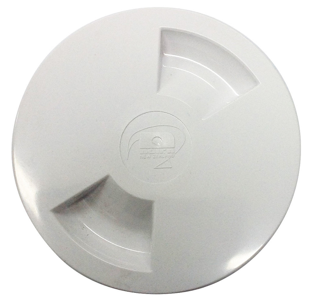 NAIRN INSPECTION PORT LID ONLY 5/6 INCH WHITE