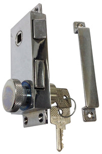 RIM LOCK INSIDE KNOB & KEY OR1536