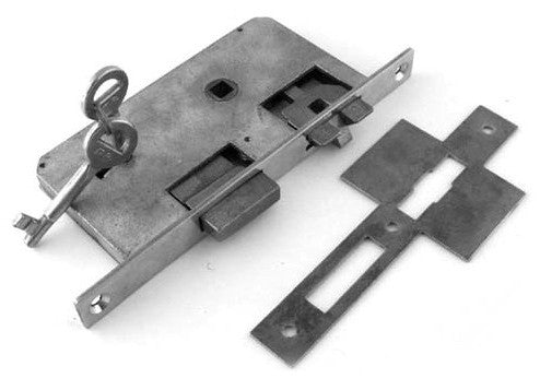 MORTICE LOCK ANTI RATTLE OR1651