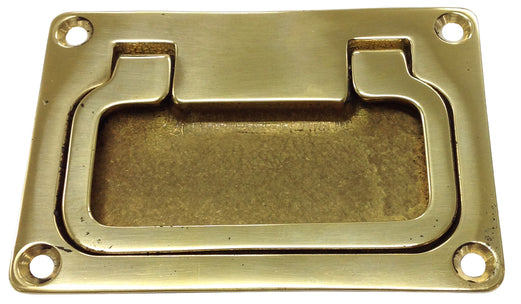 FLUSH HANDLE CP BRASS OR2554