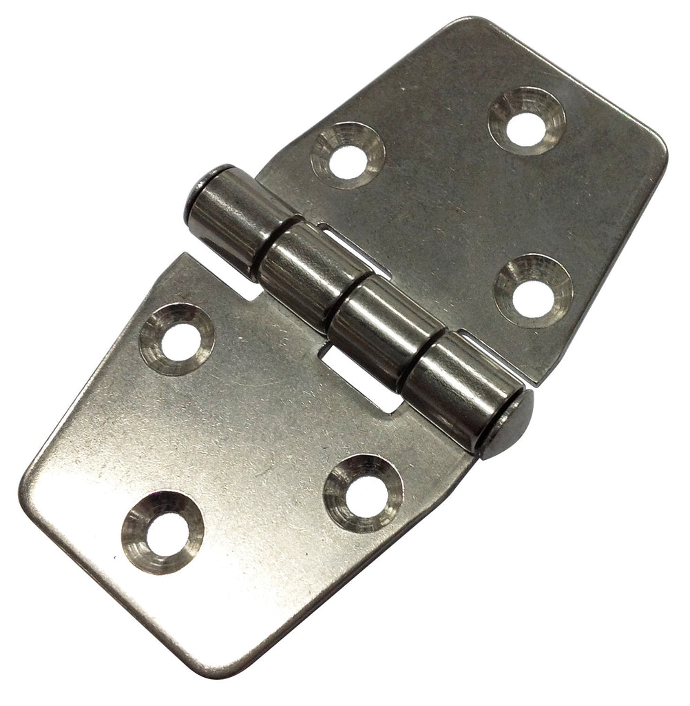 SECURITY PIN STRAP HINGE S/S OR3463