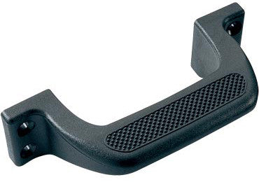 TRANSOM STEP/HANDLE BLACK PNP26