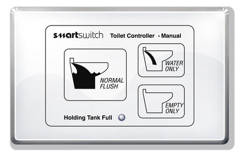 SMARTSWITCH TOILET CONTROL PANEL
