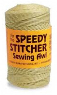 SPEEDY STITCHER WAXED SEWING THREAD