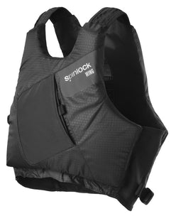 SPINLOCK WING SIDE ZIP PFD BLACK