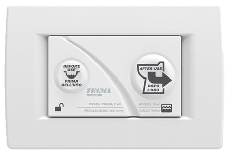 TECMA PREMIUM CONTROL PANEL KIT (WALL SWITCH + CONTROLLER + STA)