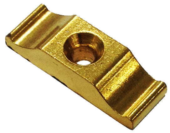 BRASS TURN BUTTON 25MM PP628A