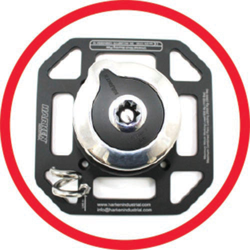 HARKEN RIGGERS WINCH MOUNTING PLATE