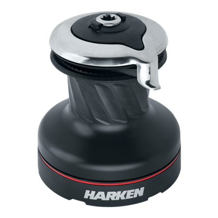 HARKEN WINCH 3SPD RADIAL SELF TAILING 60.3
