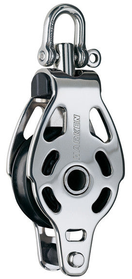 HARKEN ESP BLOCK SINGLE BECKET 57MM S/S