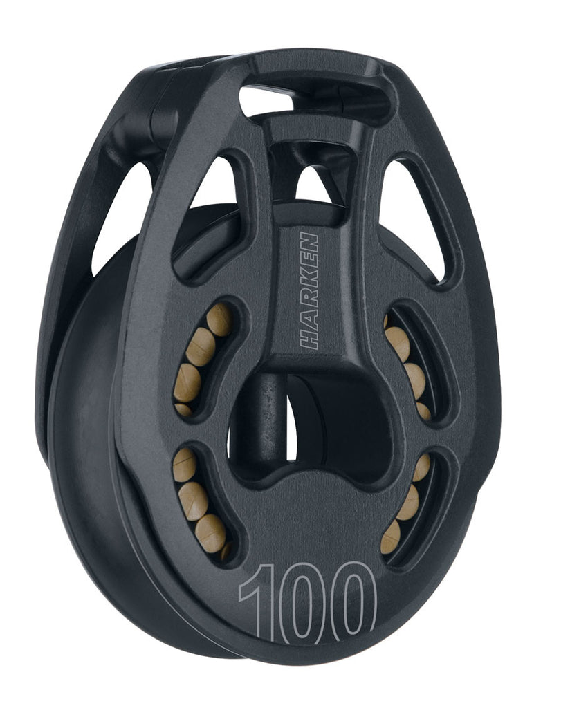 HARKEN BLACK MAGIC LOUP BLOCK 100MM