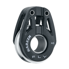 FLY BLOCK HARKEN 40MM SOFT ATTACH