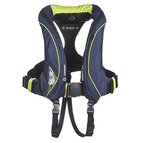 ErgoFit+ 190N Auto Inflating Lifejacket C/W Harness