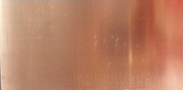 COPPER SHEET 1MM X 6MM X .5MM