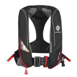 Crewfit 180N Pro Auto Inflating Lifejacket C/W Harness