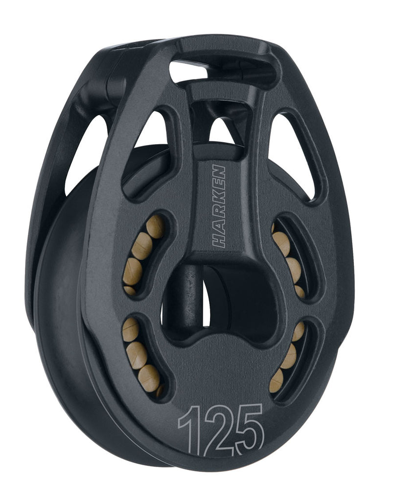 HARKEN BLACK MAGIC 125MM LOOP BLOCK