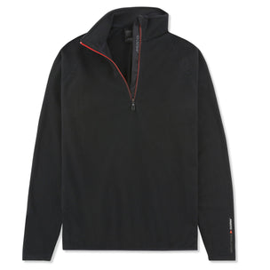 MUSTO Crew 1/2 Zip Micro Fleece