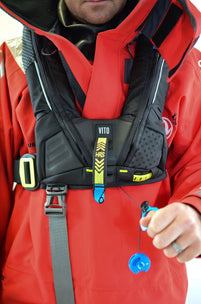 Spinlock Deckvest Vito HRS Harness Release System