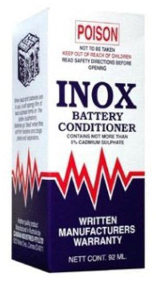 INOX BATTERY CONDITIONER MX2