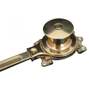 WINCH MURRAY MINI BRONZE FLAT TOP HINGED