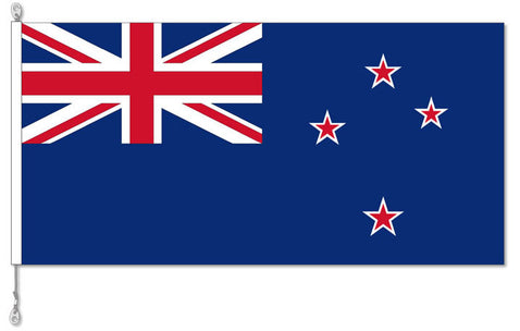 FLAG NZ BLUE ENSIGN