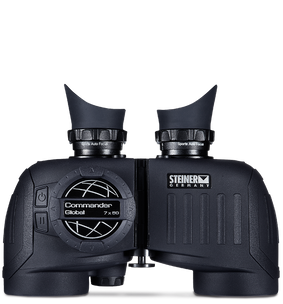 BINOCULARS STEINER COMMANDER GLOBAL 7 X 5