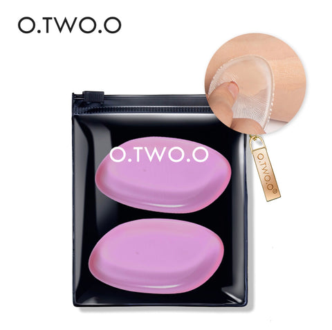 Pink Silicone Flawless Make Up Sponge