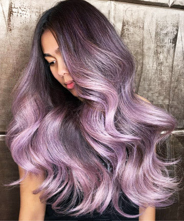 Crazy Colour Ice Mauve Ink Hair Creations