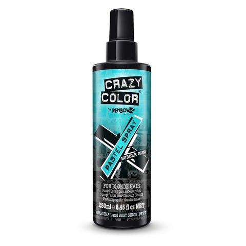 CRAZY COLOUR PASTEL SPRAY Bubblegum Blue