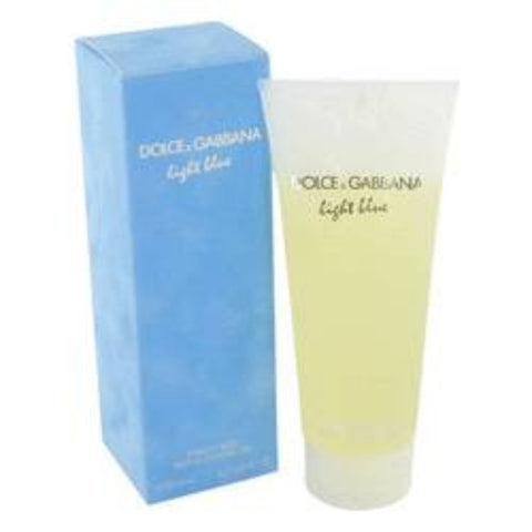 Light Blue Shower Gel By Dolce & Gabbana - Mildred and Iolas Boutique