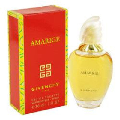 Amarige Eau De Toilette Spray By Givenchy - Mildred and Iolas Boutique - 1