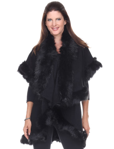 Vests - Faux Fur  Pre-Order Fall 2016  Arrives By September 30th 2016 - Mildred and Iolas Boutique - 1