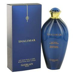 Shalimar Body Lotion By Guerlain - Mildred and Iolas Boutique