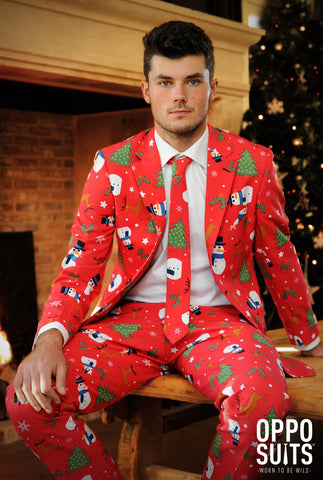 Weihnachts Opposuits - Christmaster