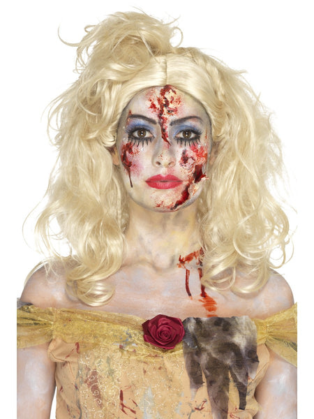 Zombie Make up Kit - Schritt 5