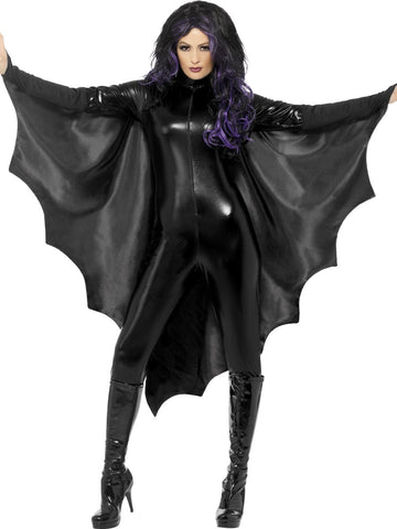 Vampir Bat Wings (Schwarz)