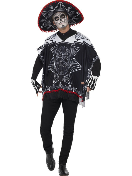 Day of the Dead Bandit Kostüm