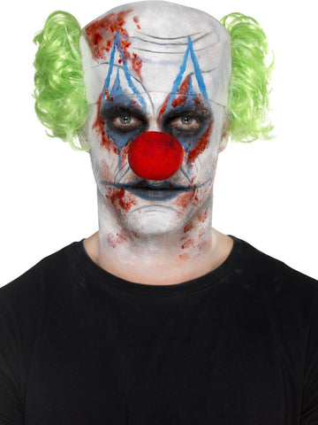 Gruseliger Clown Makeup Kit