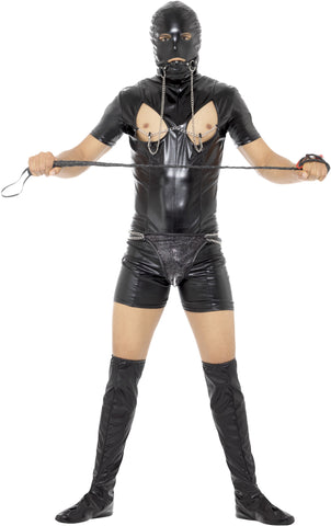 Bondage party men costume
