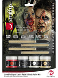 Zombie Flüssiges Latex Kit