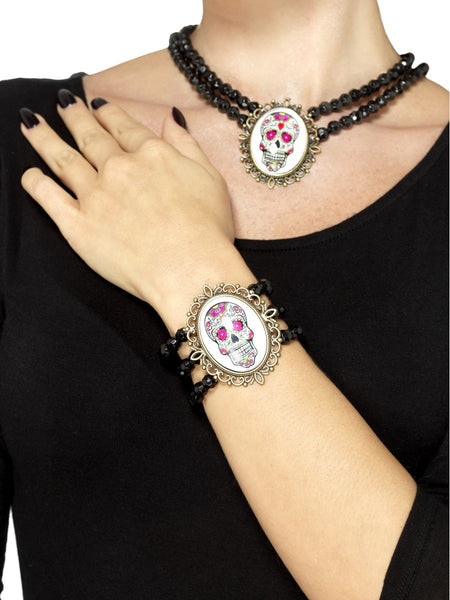 Day of the Dead Kette und Armband