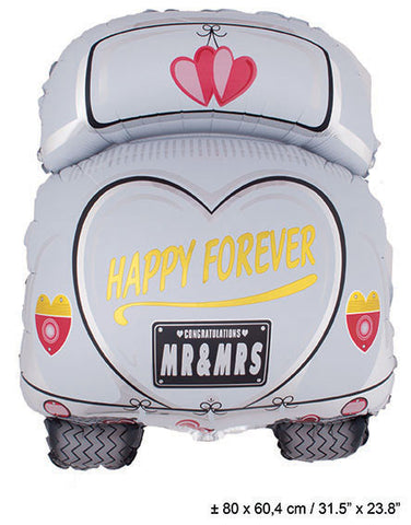 """Happy Forever"" Folienballon"