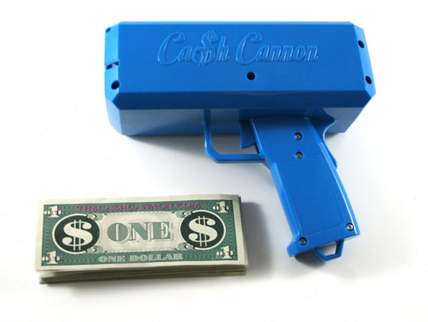 Money Gun - Blau