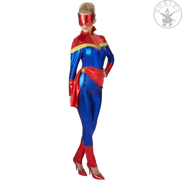 Captain Marvel Damen Kostüm
